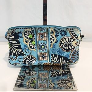 Vera Bradley Quilted Pouch